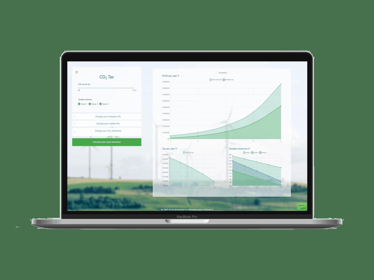 Carbon Tax Calculator