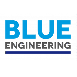 Blue Engineering logo
