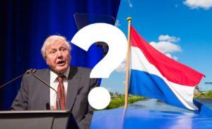 Sir David Attenborough - Photo: World Bank / Simone D. McCourtie