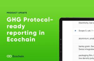 Ecochain GHG Reporting
