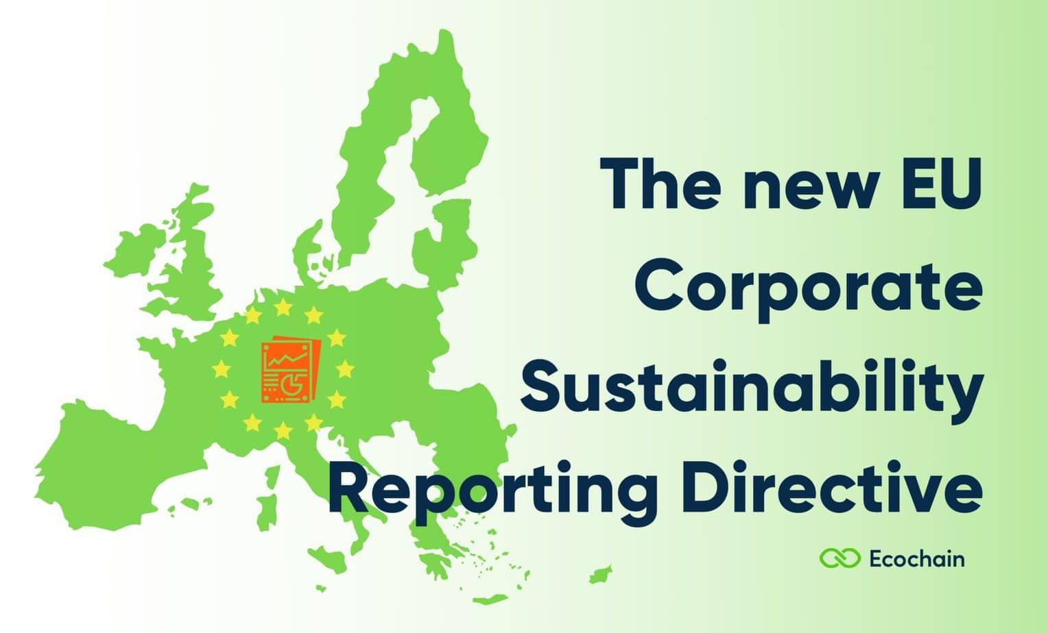 the new EU CSRD